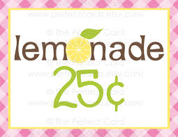 the perfect card lemonade stand printable set giveaway want to win this set here s how you can enter