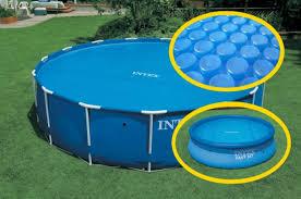 <b>Тент Intex</b> солнечный для бассейнов 488 см <b>29024</b> Артикул ...