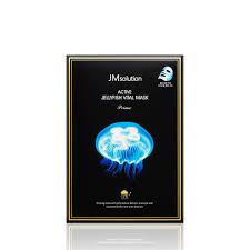 Ультратонкая <b>тканевая маска с экстрактом</b> медузы JMsolution ...