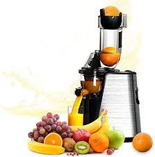 CGOLDENWALL Juicers <b>Large Caliber</b> Raw Juice Machine ...