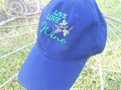 Ladies Embroidered <b>Flamingo Baseball</b> Cap (FREE SHIPPING) in ...