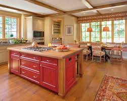 island kitchen modern traditional ideas