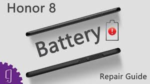 <b>Huawei Honor</b> 8 Battery Repair Guide - YouTube