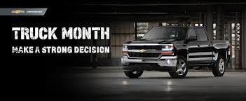 chevrolet truck month porter dealership