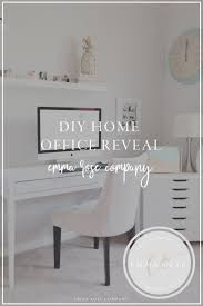 office makeover beautiful home office diy project office reveal renovation series beautiful home office makeover