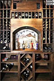 this wine cellar features two different type of wine racking traditional mahogany wood wine racks mahogany wine cellars traditional wine cellar