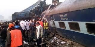 الهند - مقتل اكثر من مئة شخص وإصابة العشرات في حادث قطار
