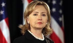 """A ex-secretária de Estado americana e possível candidata à Presidência nas próximas eleições, Hillary Clinton, disse que, apesar """"das diferenças"""", ... - Hillary-Clinton-reported-007"""