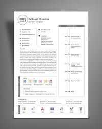 simple professional resume cv template design ai file simple professional resume cv template design ai file