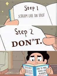 Steven Universe Memes. Best Collection of Funny Steven Universe ... via Relatably.com