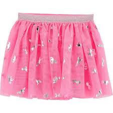 <b>Rainbow Unicorn Tulle Skirt</b> | carters.com