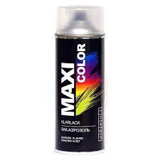 <b>Лак MaxiColor</b> 400мл бесцветный <b>матовый</b> 0006MX - купить в ...