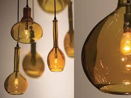 amber tree lights amber pendant lighting