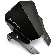 <b>BJMOTO</b> MT 07 Aluminum ABS <b>Motorcycle Windshield Windscreen</b> ...
