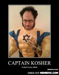 Captain kosher - MemePix via Relatably.com