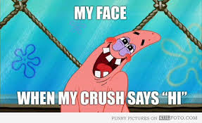 Memes Vault Patrick Star Memes – I Love You via Relatably.com