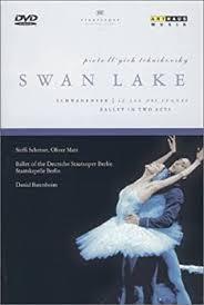 Tchaikovsky - Swan Lake / Barenboim, Scherzer, Matz ... - Amazon.com