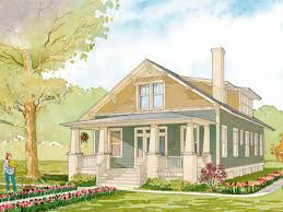 Newfield Cottage   Cottage Living   Southern Living House Plans