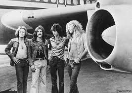 When <b>Led Zeppelin</b> visited India - BBC News