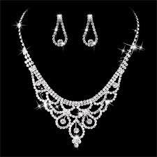 2019 <b>Canner Cubic Zirconia</b> Wedding Jewelry Sets Inlay Luxury ...