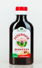 <b>Mirrolla</b> / <b>Репейный шампунь</b> с комплексом витаминов для ...