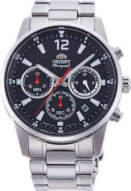 Наручные <b>часы</b> кварцевые <b>мужские Orient RA</b>-KV0001B1 купить ...