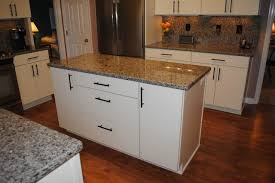White Kitchen Cabinets With Pulls Ivory Transitional Stonecroft Homes Oil Rubbed Bronze Cabinet Hardware  D