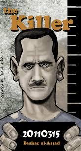 Resultado de imagem para Assad, grande satã