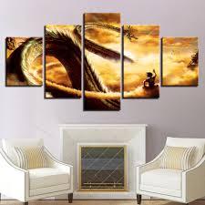 Canvas <b>HD</b> Prints <b>Pictures</b> Modern Wall Art Framework <b>5 Pieces</b> ...