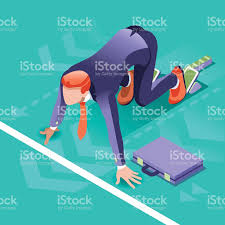 ambitious business change career ambitions vector concept stock ambitious business change 50 career ambitions vector concept royalty stock vector art