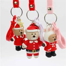 2019 New Korean Trends <b>Cartoon Anime</b> Keychain <b>Cute Bear</b> ...