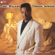 <b>Tony Williams Foreign</b> Intrigue 180g LP