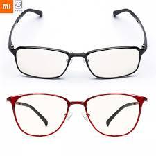 Xiaomi Glasses Mijia <b>TS Anti Blue</b> Glass <b>Blue Light</b> Blocking <b>Ray</b> UV ...