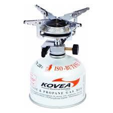<b>Горелка</b> газовая <b>Kovea Hiker</b> stove KB-0408 — купить в интернет ...