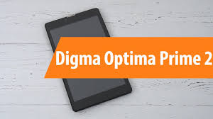 Распаковка <b>Digma Optima Prime</b> 2