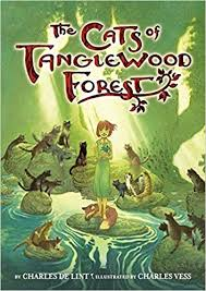The Cats of Tanglewood <b>Forest</b>: <b>Charles de Lint</b>, Charles Vess ...