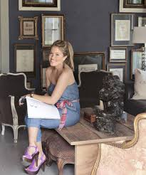 room ideas small spaces decorating: stylist and designer lizzie carney at home