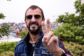 <b>Ringo Starr: I</b> became a vegetarian after watching a bullfight in Spain