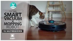 <b>Viomi vacuum</b> robot and floor mop V2 - Full review [Xiaomify ...