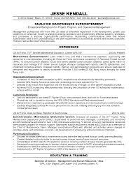 sample resume assistant superintendent resume sle aviation exles superintendent resume