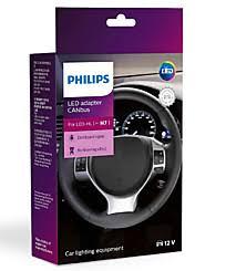 Удаление предупреждений (обманки) <b>Philips</b> LED-<b>CANbus</b> H7 ...