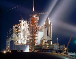 this space available remembering the world s greatest all from nasa 1981 photo the space shuttle orbiter columbia is showered lights in this nocturnal scene at launch pad 39a as preparations are
