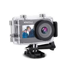 Vivitar <b>4k Action Camera</b> Black - Walmart.com