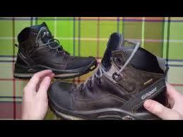 <b>Ботинки Grisport</b> - ношу 2 года / отзыв и обзор треккинговой ...