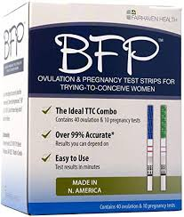 BFP Ovulation & Pregnancy Test Strips, Made in N ... - Amazon.com