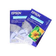 <b>Epson</b> Photo <b>Paper Glossy</b> A4 high-<b>gloss</b> inkjet photo <b>paper</b>/180g ...