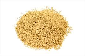 lecitina de soja granulada