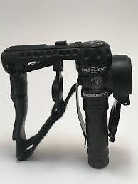First Light Liberator Tactical GP Light w Red Filter US Border Patrol ...