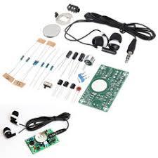 New <b>3pcs DIY Electronic Kit</b> Set Hearing Aid Audio Amplification ...