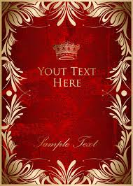 royal poster template vectors ui royal poster template